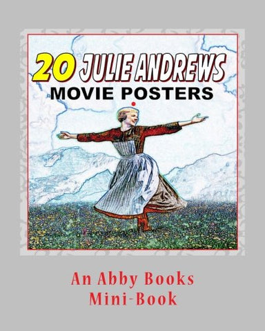 20 Julie Andrews Movie Posters