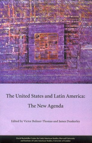 The United States and Latin America: The New Agenda (Series on Latin American Studies)