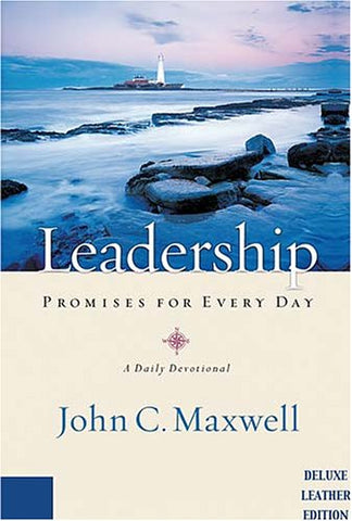 Leadership Promises For Every Day: Promises For Every Day, Leather