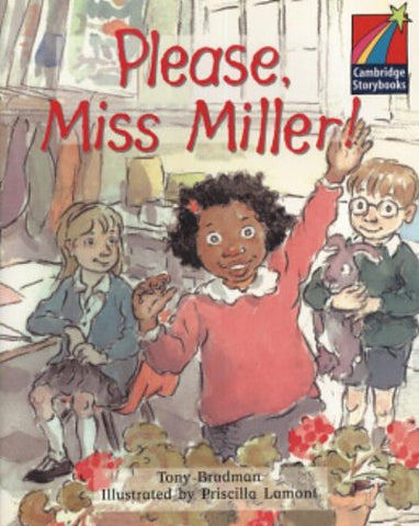 Please, Miss Miller! Level 2 ELT Edition (Cambridge Storybooks)
