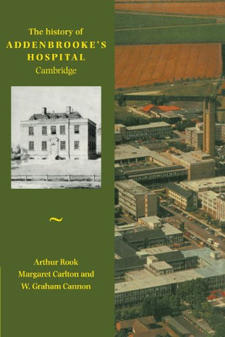 History of Addenbrooke's Hospital, Cambridge