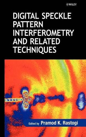 Digital Speckle Pattern Interferometry & Related Techniques