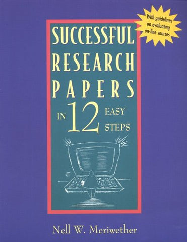 Successful Research Papers in 12 Easy Steps