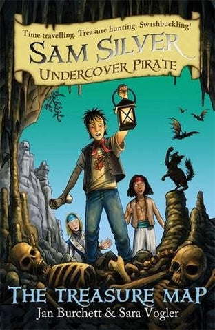 The Treasure Map: Sam Silver: Undercover Pirate 8