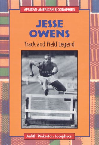 Jesse Owens: Track and Field Legend (African-American Biographies)