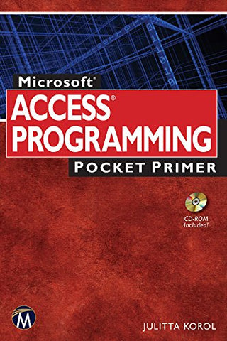 Microsoft Access Programming Pocket Primer