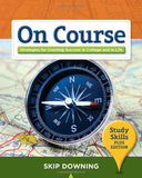 On Course, Study Skills Plus Edition (Textbook-Specific Csfi)