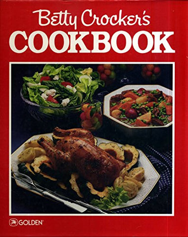 Betty Crocker's Cookbook (5-Ring Binder)