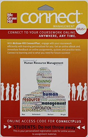 Connect 1-Semester Access Card for Fundamentals of Human Resource Management