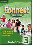 Connect Level 3 Teacher's edition (Connect (Cambridge))
