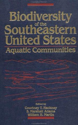 Biodiversity of the Southeastern United States, Aquatic Communities