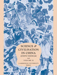 Science and Civilisation in China, Vol. 2, History of Scientific Thought