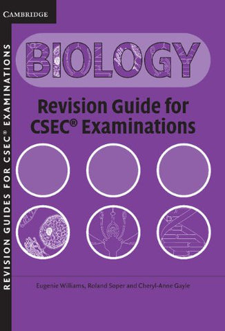 Biology Revision Guide for CSEC Examinations (CXC Revision Guides)
