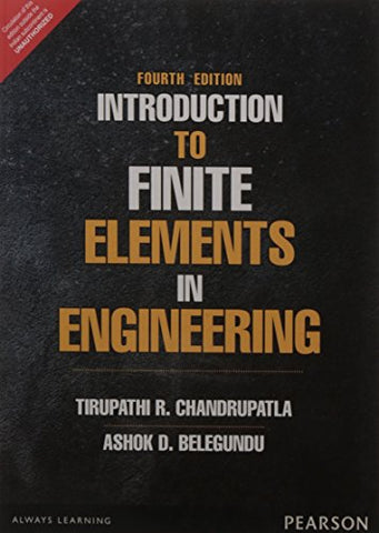 Introduction to Finite Elements in Engineering