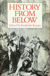 History from Below: French and English Popular Protest, 1600-1800