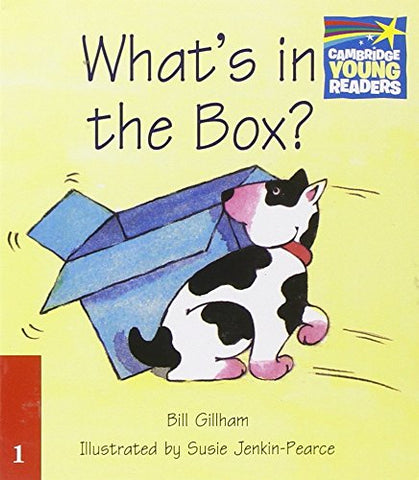 What's in the Box? Level 1 ELT Edition (Cambridge Storybooks)
