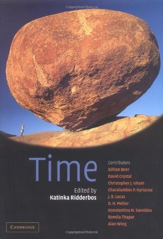 Time (Darwin College Lectures)