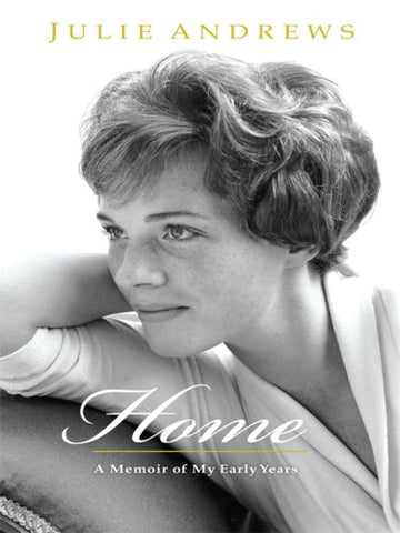 Home: A Memoir Of My Early Years (Thorndike Press Large Print Biography Series)