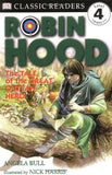Dk Readers: Robin Hood (Level 4: Proficient Readers)