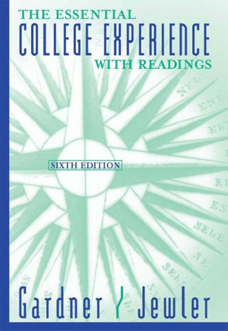 The Essential College Experience with Readings