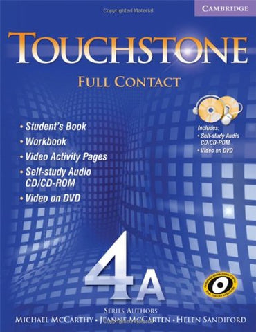 Touchstone 4A Full Contact (with NTSC DVD) (No. 4A)