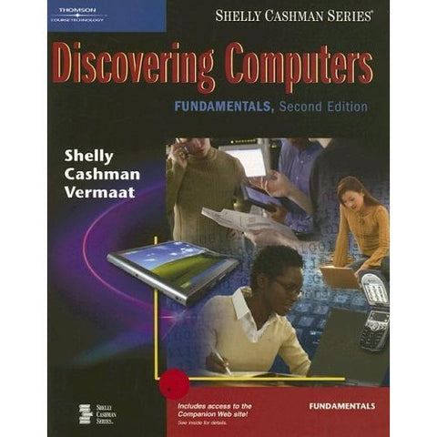 Discovering Computers: Fundamentals