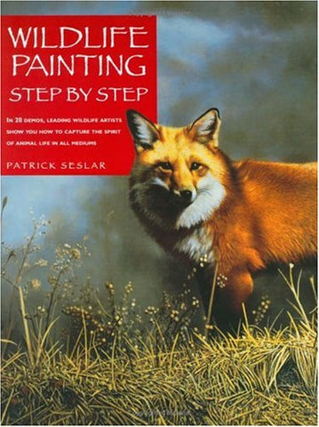 Wildlife Painting Step By Step (Wildlife Painting Basics)