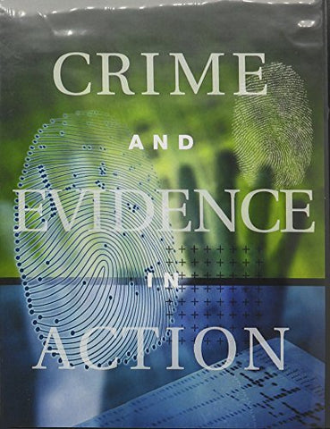 Crime and Evidence in Action CD-ROM