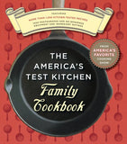 The America's Test Kitchen Family Cookbook