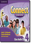 Connect Level 4 Class Audio CDs (3)
