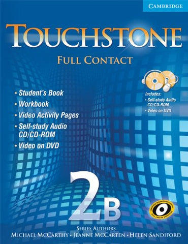 Touchstone 2B Full Contact (with NTSC DVD) (No. 2B)