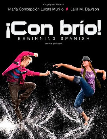 !Con Brio!: Beginning Spanish (Spanish Edition)