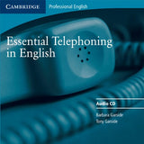 Essential Telephoning in English Audio CD (Cambridge Professional English)