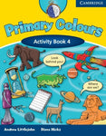 Primary Colours Level 4 Activity Book