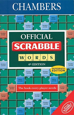 Official Scrabble Words