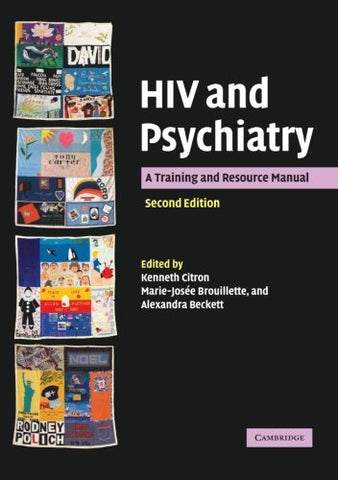 HIV and Psychiatry: Training and Resource Manual