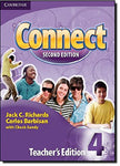 Connect Level 4 Teacher's edition (Connect Second Edition)
