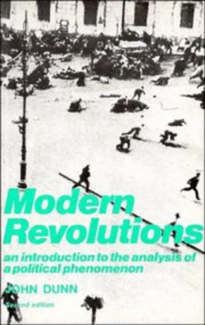 Modern Revolutions: An Introduction to the Analysis of a Political Phenomenon