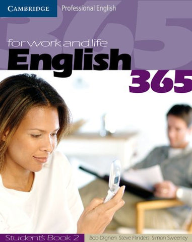English365 2 Student's Book (Cambridge Professional English)