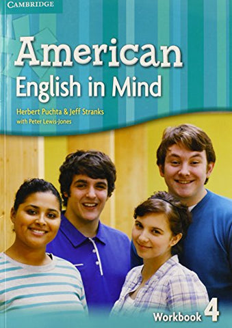 American English in Mind Level 4 Workbook