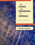 The Science and Engineering of Materials, 3rd Edition (PWS Series in Engineering)