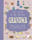 The Story of Me and My Grandma (Life Canvas)