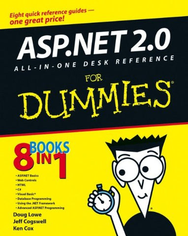 ASP.NET 2.0 All-In-One Desk Reference For Dummies
