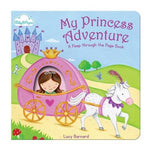 My Princess Adventure (A Peep-through-the-page Board Book)