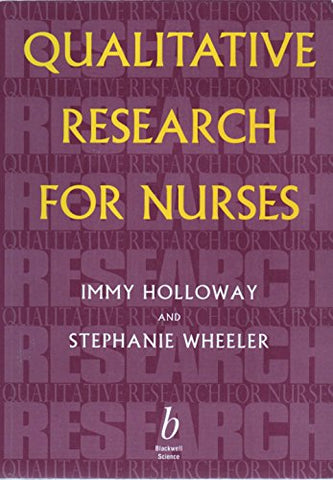 Qualitative Research for Nurses
