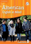 American English in Mind Starter Combo B with DVD-ROM