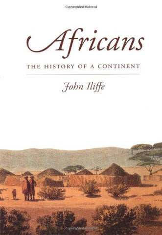 Africans: The History of a Continent (African Studies)