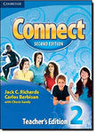 Connect Level 2 Teacher's Edition (Connect (Cambridge))