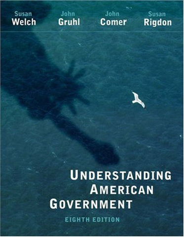 Understanding American Government, Alternate Edition (Available Titles CengageNOW)