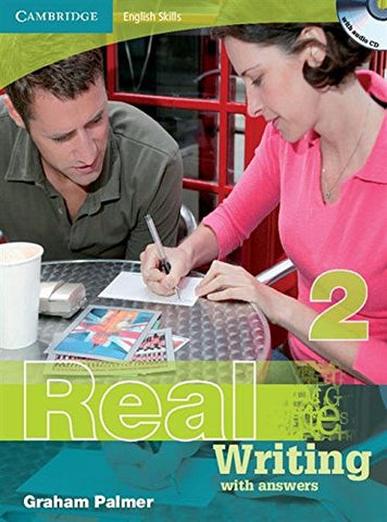 Cambridge English Skills Real Writing Level 2 with Answers and Audio CD